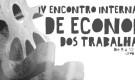 """IV Encontro Internacional """"A Economia dos Trabalhadores"""" em João Pessoa"""