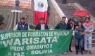 Las normales de Warisata y Ayotzinapa: Puentes