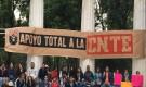 """Mexico – """"No podemos callar ante la mentira burda convertida en discurso oficial"""": organizaciones sociales y populares a la CNTE"""