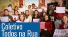Coletivo TodXs na Rua: Pela democracia e contra o machismo!