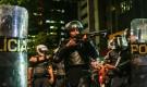 PM reprime nova manifestação contra Temer no centro de São Paulo